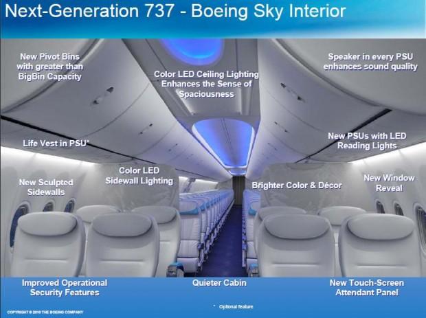 Koito seat saga continues with United (Continental) 737NGs