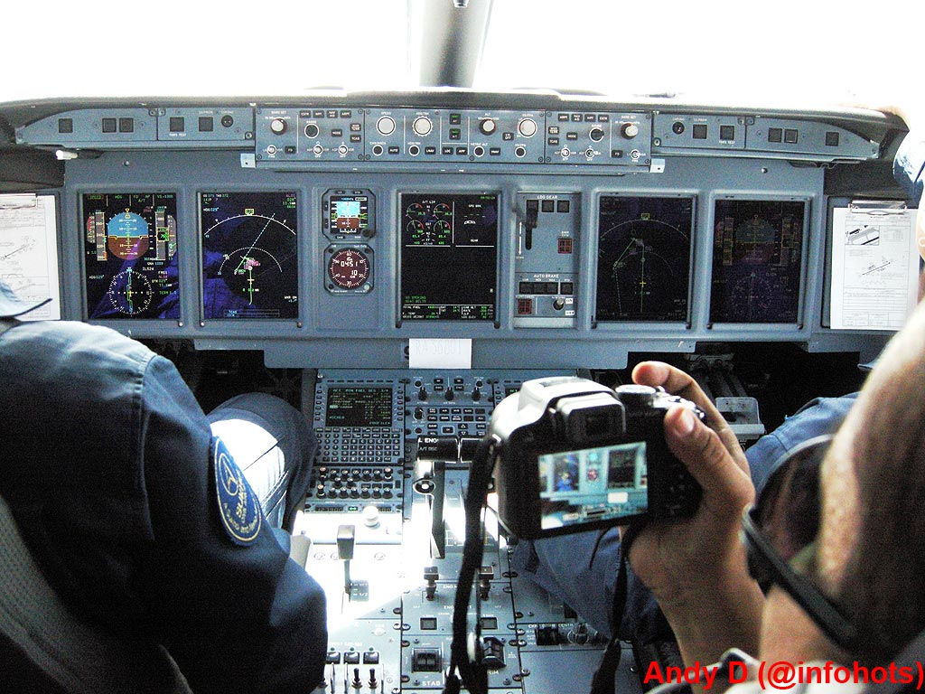 SSJ100 Accident: Reflections after a week