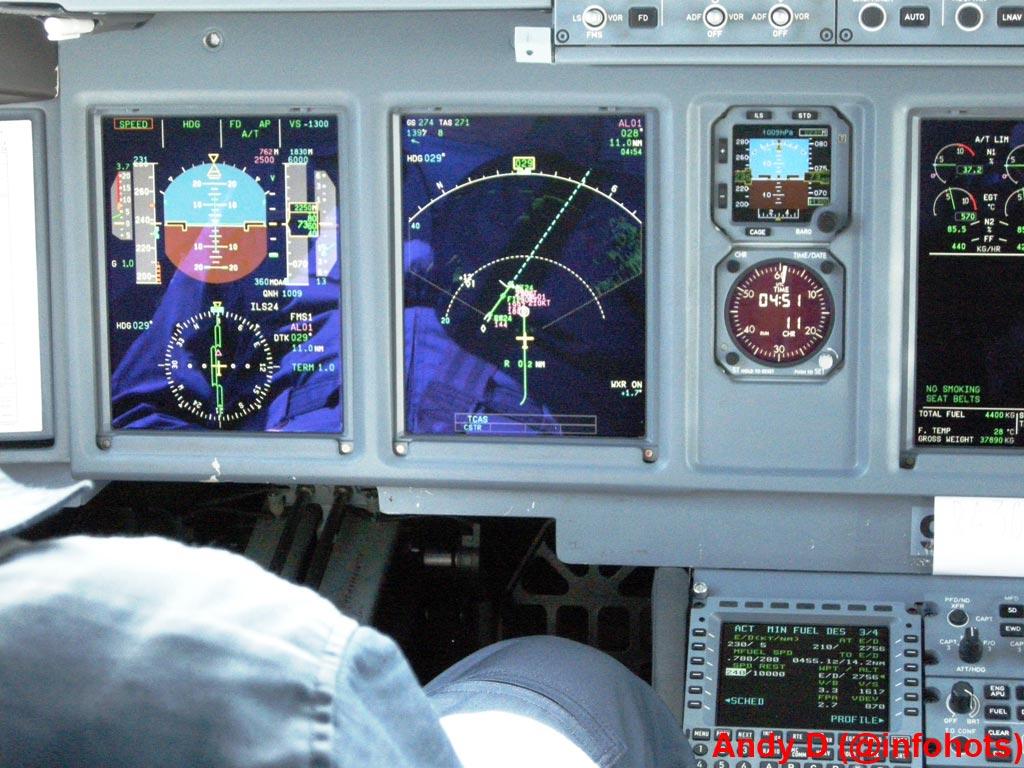 Musibah SSJ100: Kenapa dia turun? (Bag 2)