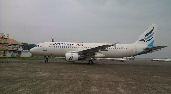 Indonesia Air enters jet scheduled service