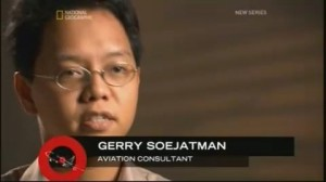 On National Geographic's Air Crash Investigations