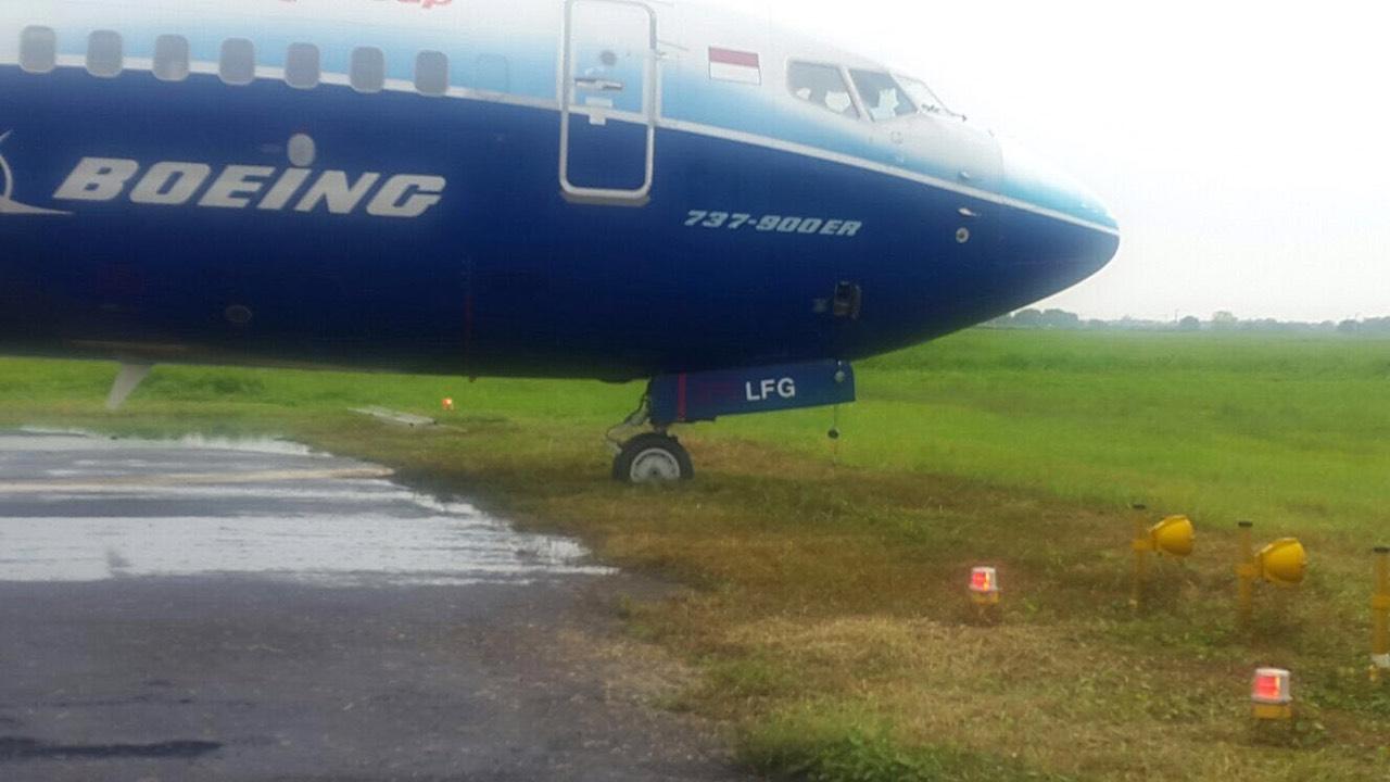 Alert: Daftar penerbangan yang dialihkan akibat insiden LNI263 di Surabaya