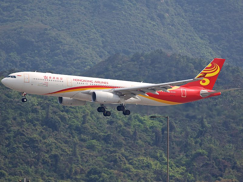 Penerbangan Charter Hong Kong Airlines ke Bali diperintahkan berhenti sementara