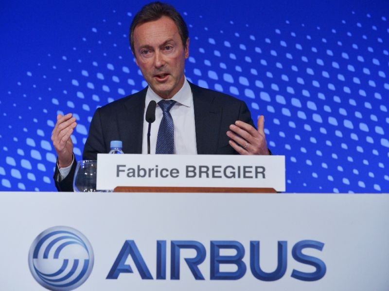 Airbus CEO on Equality and Diversity: There is more than one way to skin a cat!