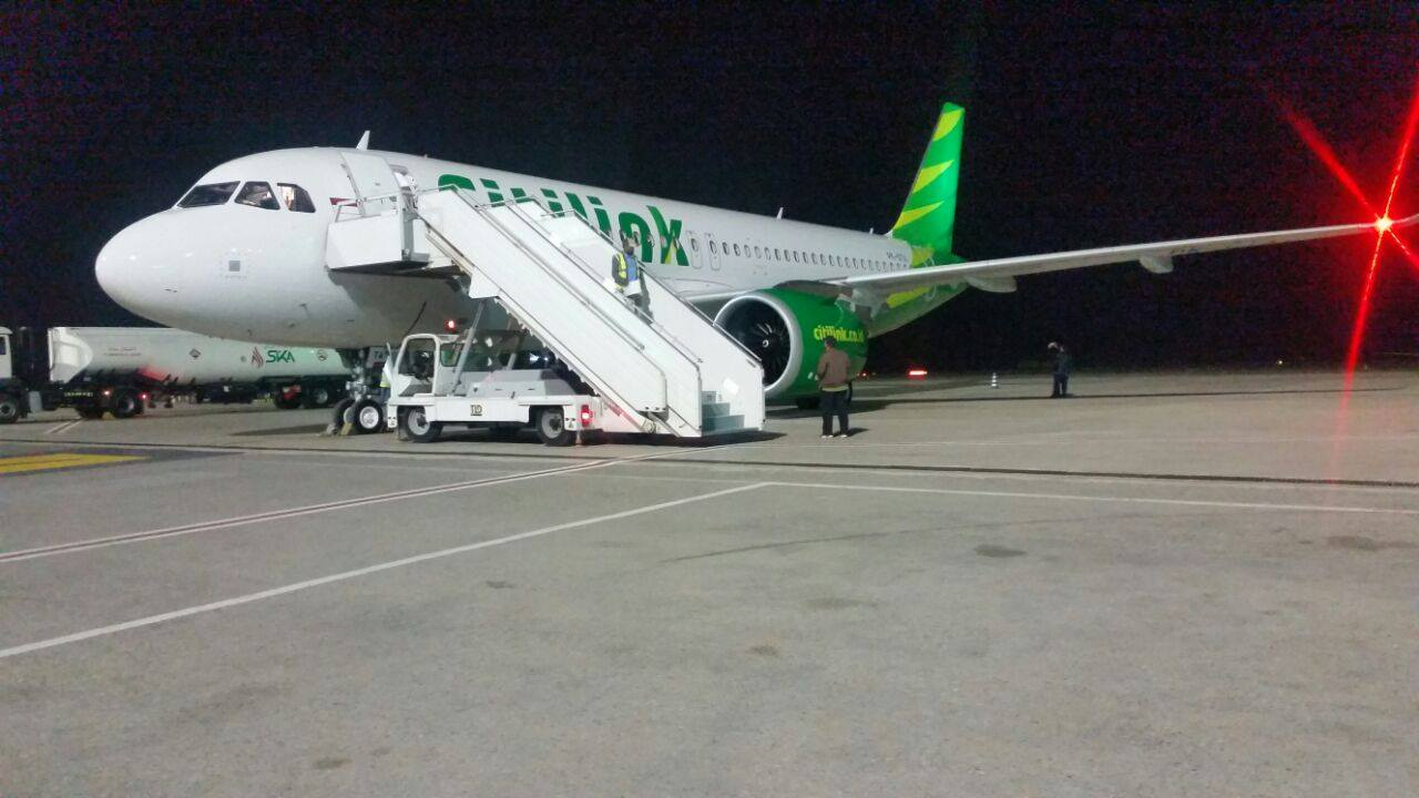 PK-GTA: A320NEO pertama Citilink menuju Indonesia