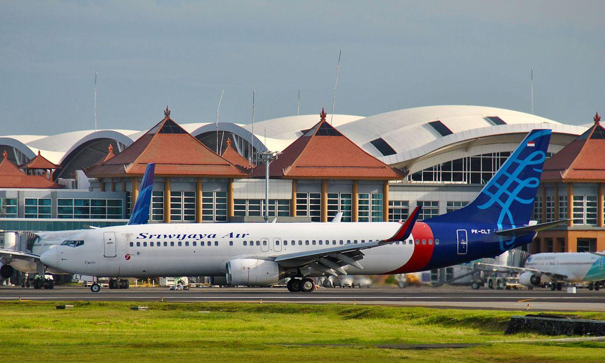 Bagasi penerbangan Sriwijaya Air dilempar