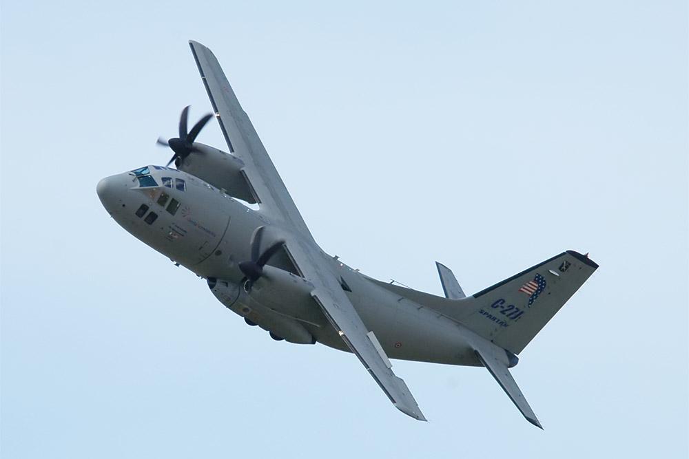 Sejarah aneh-bin-ajaib C-27J Spartan di Amerika Serikat