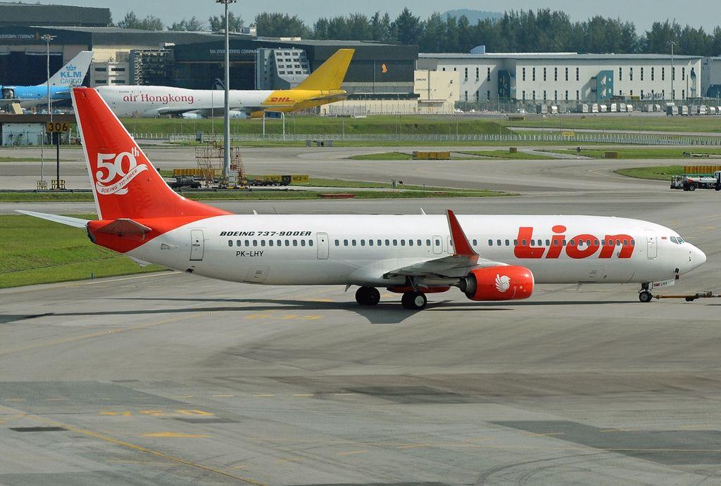 Kejadian Lion Air: Tiketnya Changi-Jakarta kok terbangnya dari Johor Bahru?